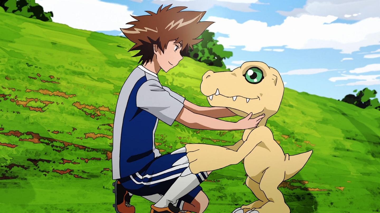 Digimon Adventure Tri Saikai 2015