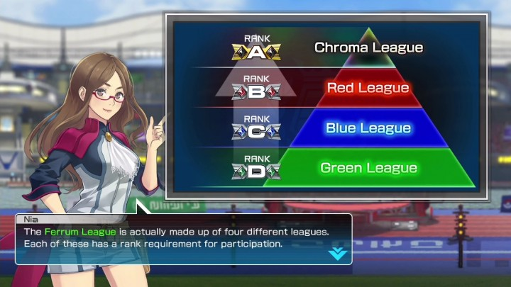 Pokken League