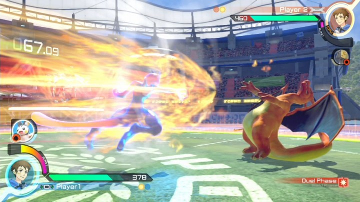 Pokken Technique