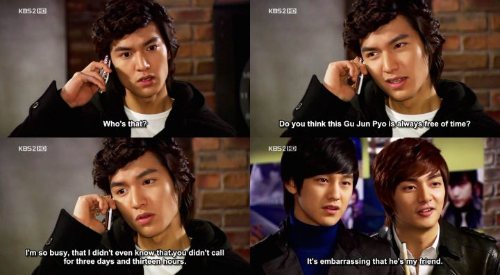 actor spotlight lee min ho boys over flowers