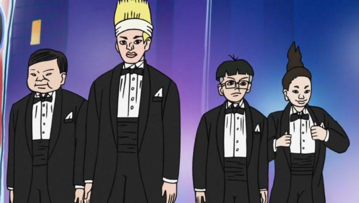 anime shorts tonkatsu-dj-agetarou
