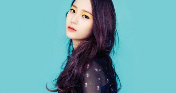 athletic kpop idols krystal
