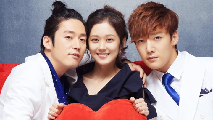 best kdrama love triangles fated to love you