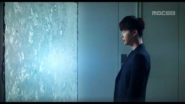 w korean drama border