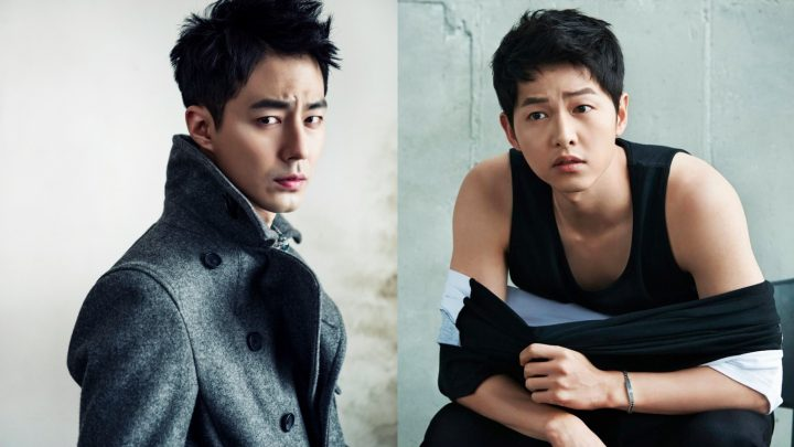 Kdrama bromance pairings jo in sung song joong ki