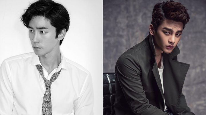 Kdrama bromance pairings shin sung rok seo in guk