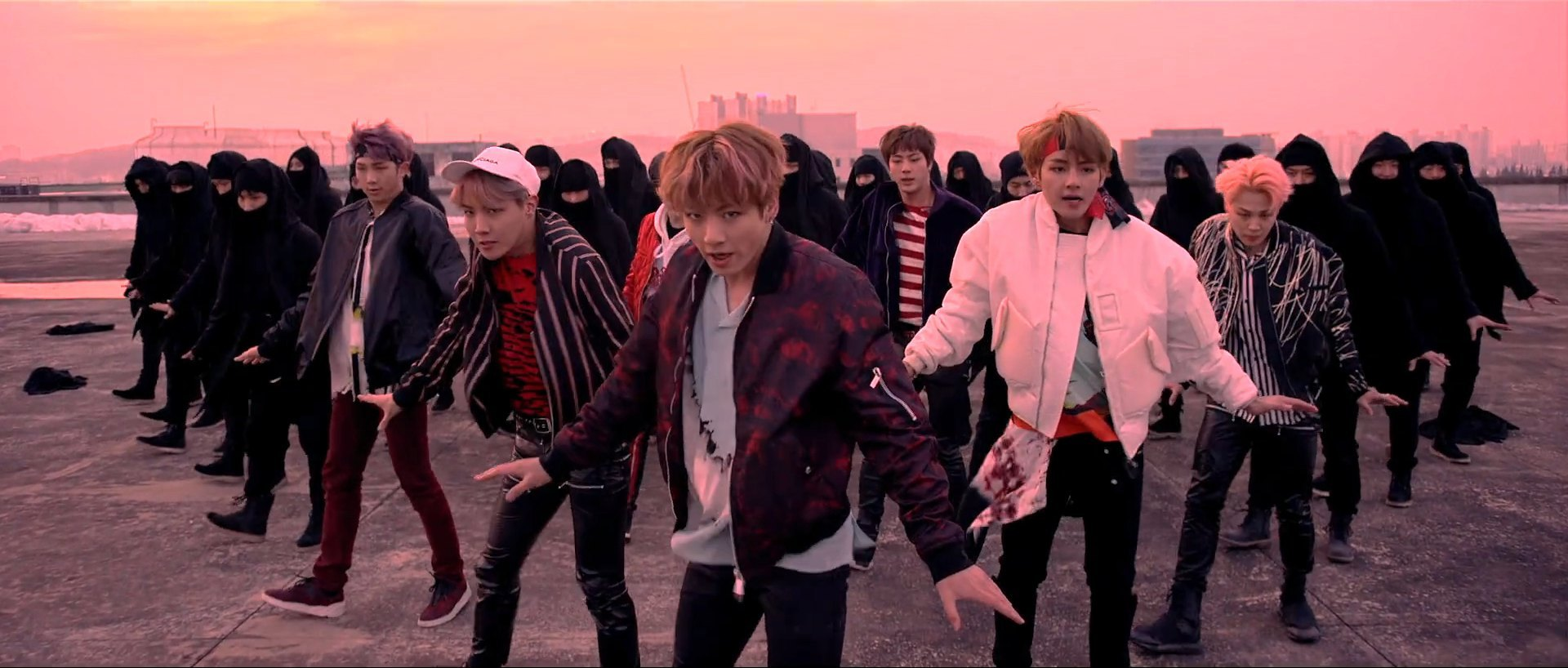 Not Today Bts