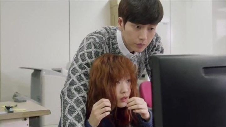 cheese in the trap 21