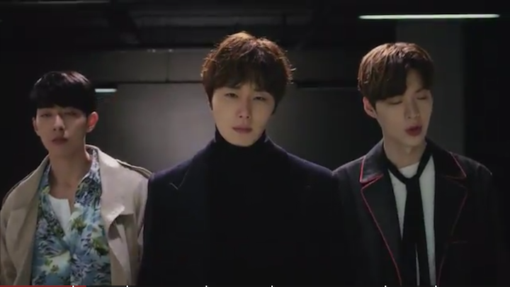 cinderella and four knights 02