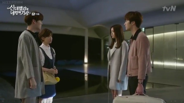 cinderella and four knights 08