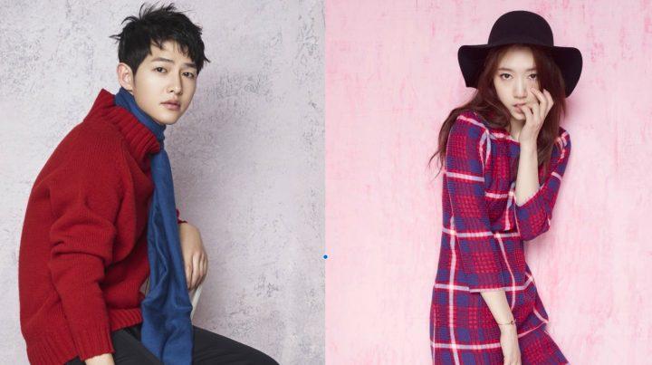 kdrama couple pairings song joong ki park shin hye