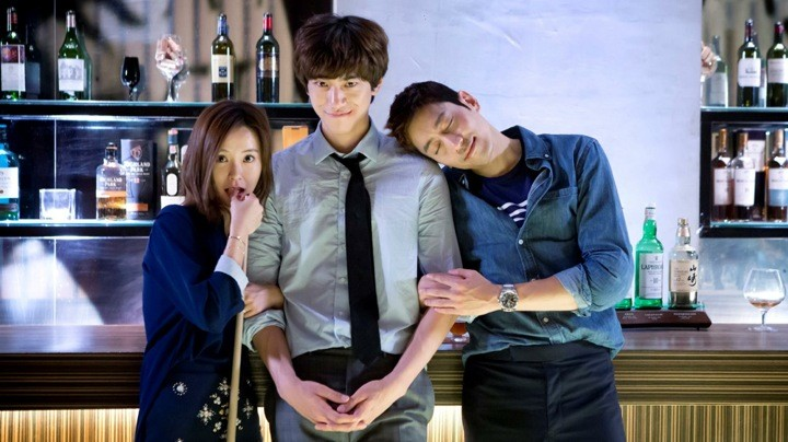 best kdrama love triangles discovery of romance