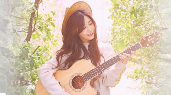 jung eunji dream album cover
