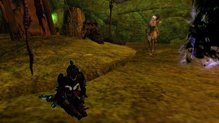 guild wars 2 explorer p11 Escapees