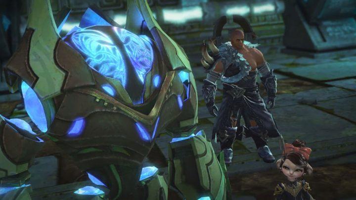 guild wars 2 explorer p11 Taimi-&-Scruffy