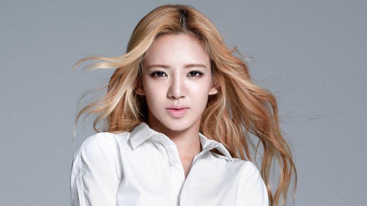underrated kpop girl idols snsd hyoyeon