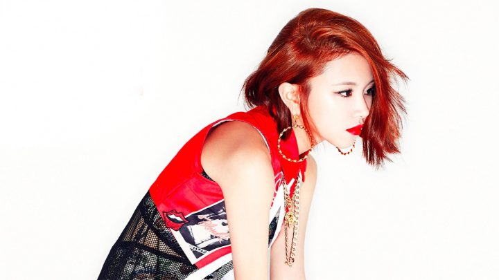 best kpop idol rappers son chae young