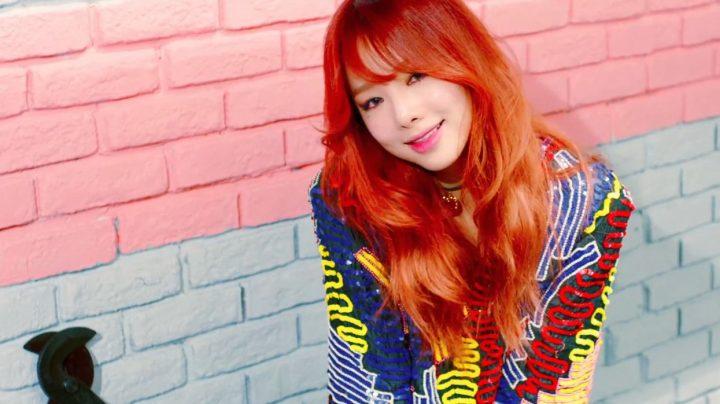 athletic kpop idols solji