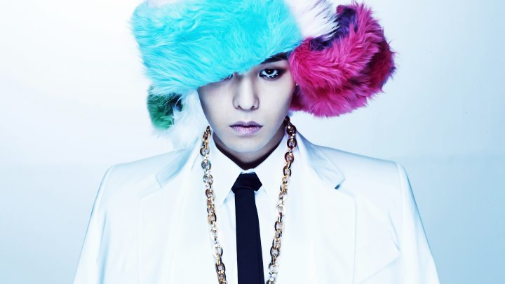 best kpop idol rappers g-dragon