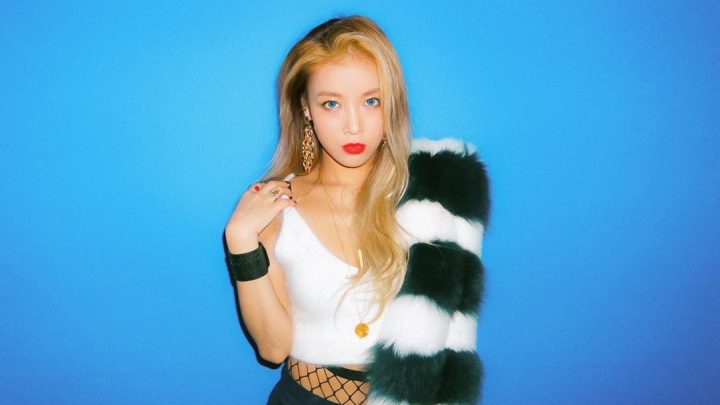 best kpop idol rappers yubin