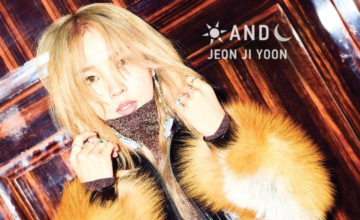 jeon ji yoon day & night album cover
