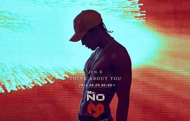 jun. k mr. no love album cover