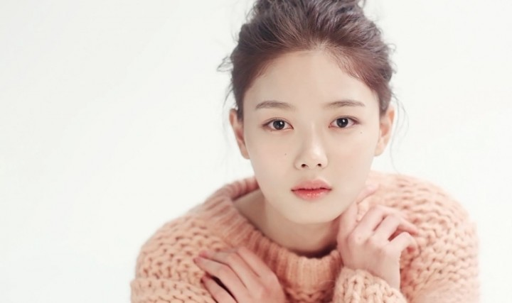 rising kdrama actors - kim yoo jung
