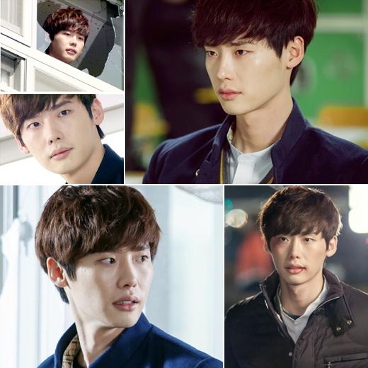 actor spotlight lee jong suk school 2013