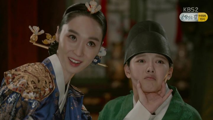 love in the moonlight drawn by clouds 16