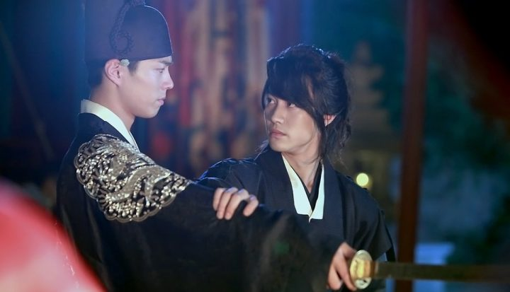moonlight drawn by clouds bromance
