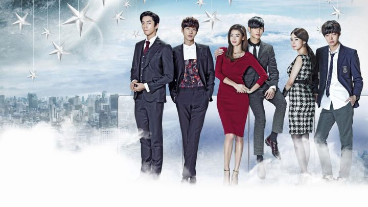 The Non-human Character Kdrama Roundup -- Aliens my love from the star
