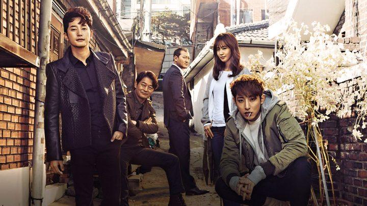 neighborhood hero korean drama cover