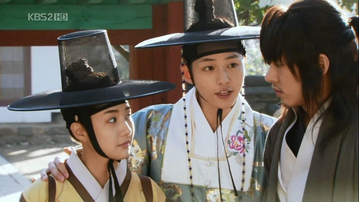 second lead syndrome sungkyunkwan scandal
