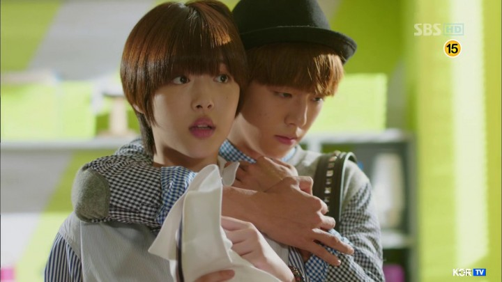 second lead syndrome to the beautiful you