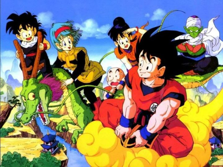 shounen Dragon ball z