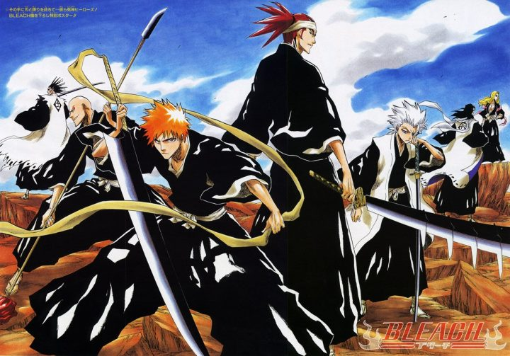 shounen bleach