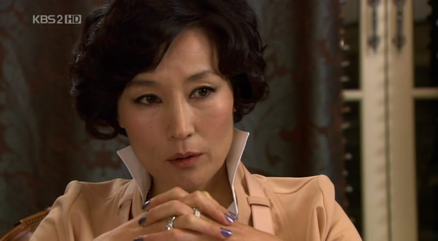 kdrama top villains lee hye young