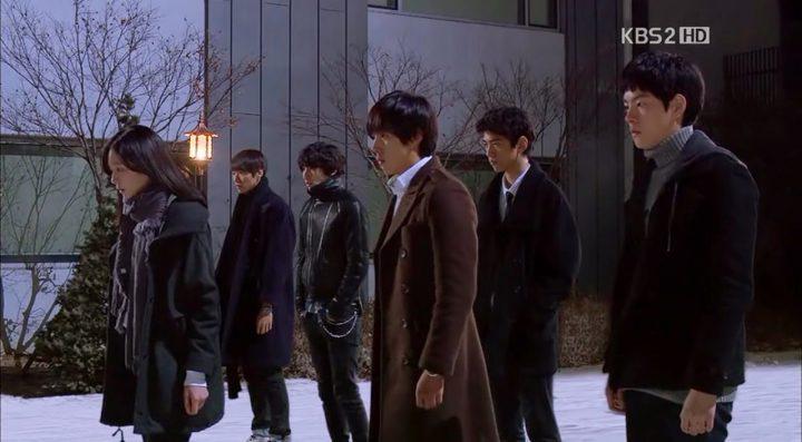 white christmas korean drama