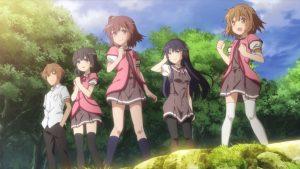 Sora no Method Anime Review
