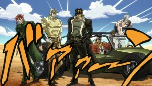 JoJo's Bizarre Adventure: Stardust Crusaders Anime Review