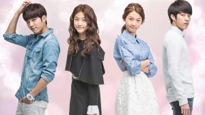 The Non-human Character Kdrama Roundup -- Angels & Deities