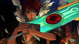 Transistor Game Review (PC)