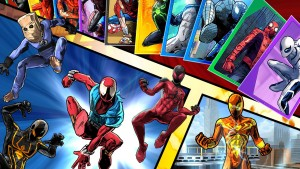 Spider-Man Unlimited Game Review (iPhone)